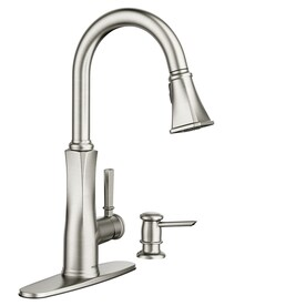 4-Hole Compatible Kitchen Faucets at Lowes.com