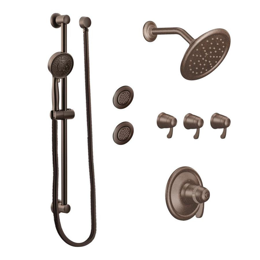 Oiled Bronze Shower System Droughtrelief Org