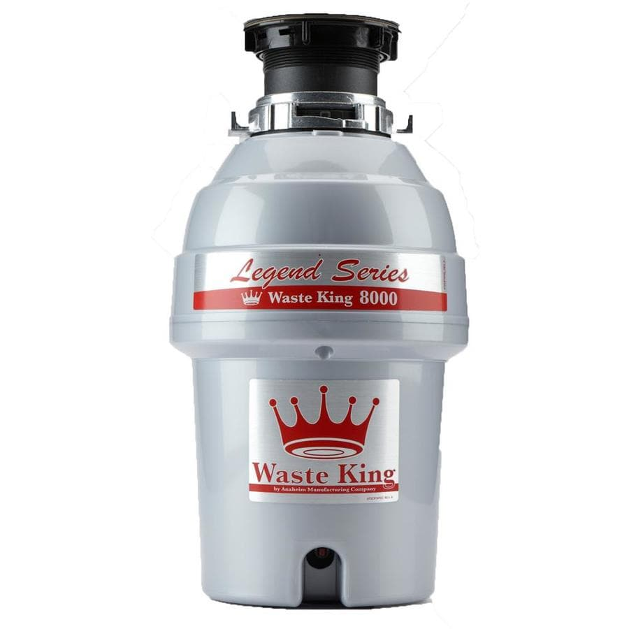 Waste King Legend Series 1 Hp Continuous Feed Noise