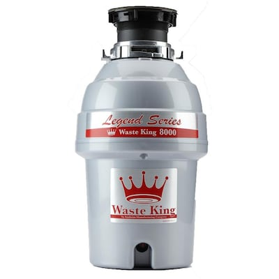 Waste King Legend Series 1-HP Continuous Feed Noise