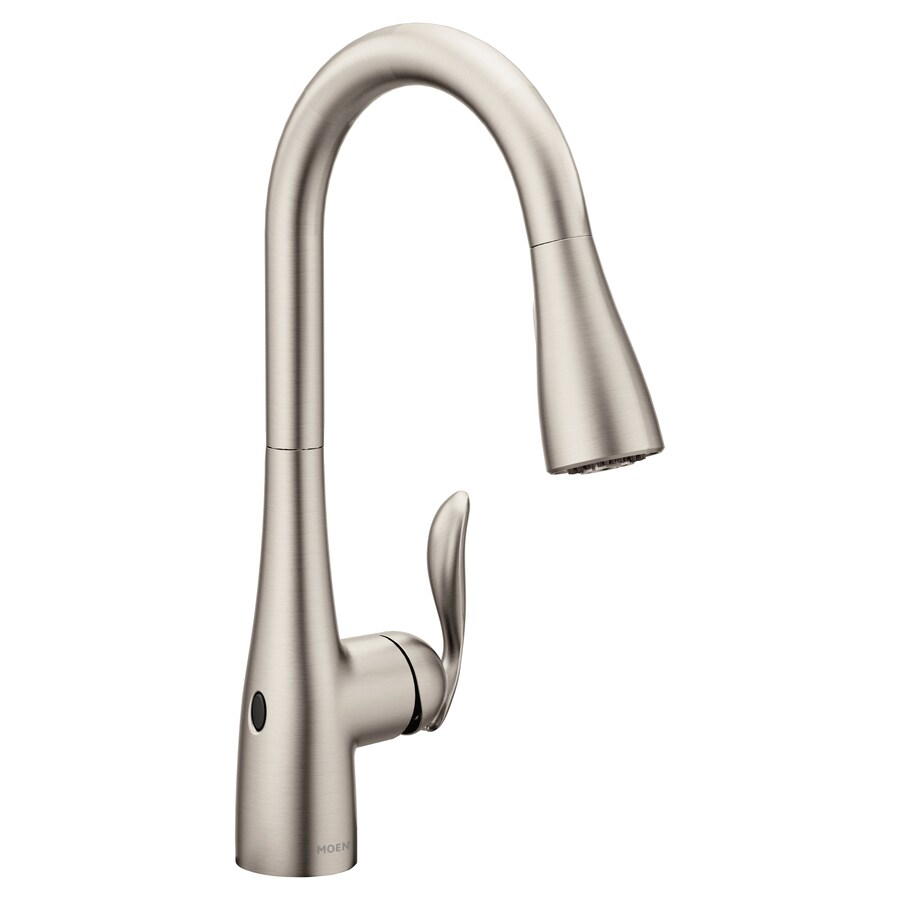 Sensor Kitchen Faucet Lowes Imjustsaying Co