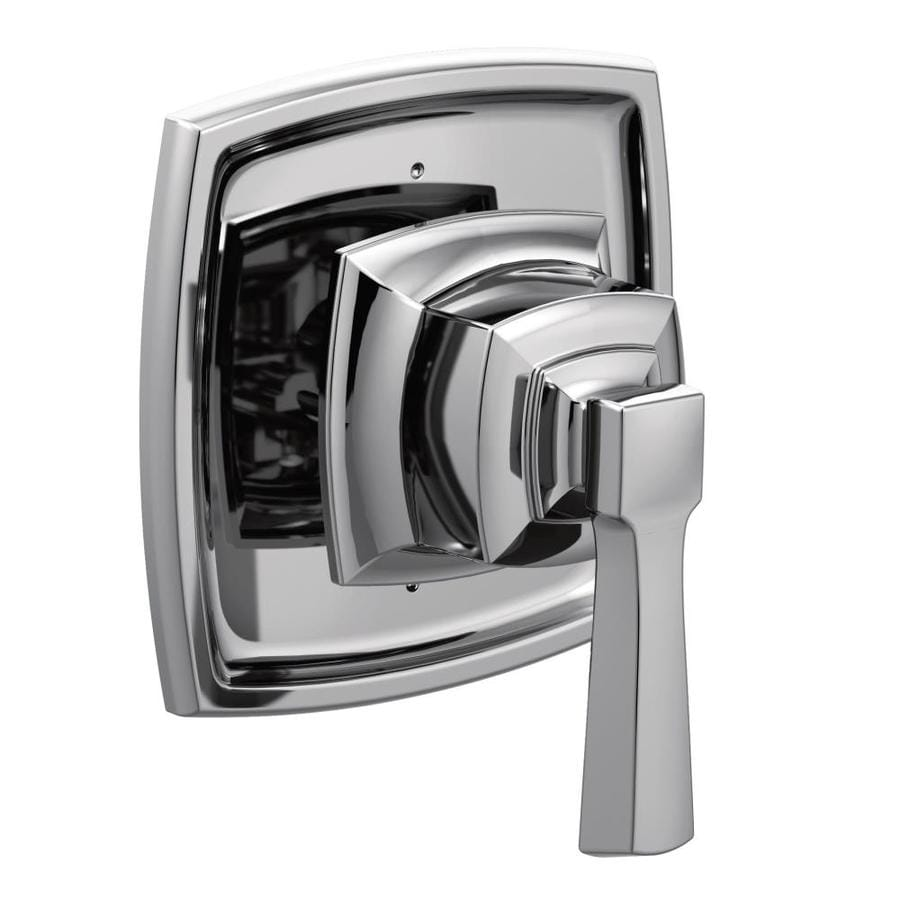 Moen Boardwalk Chrome 1-handle Commercial Shower Faucet at ...