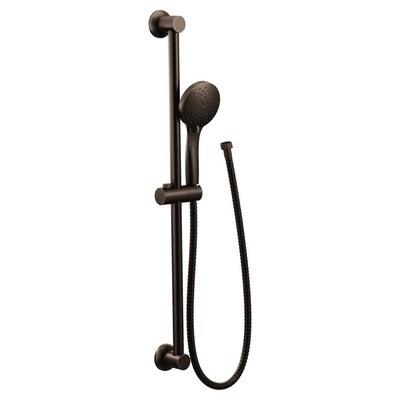 Moen Oil Rubbed Bronze Spray Handheld Shower At Lowes Com