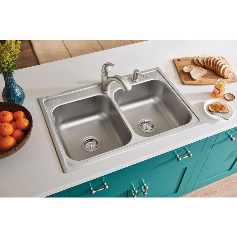 Moen All In One Kitchen Sink Kit