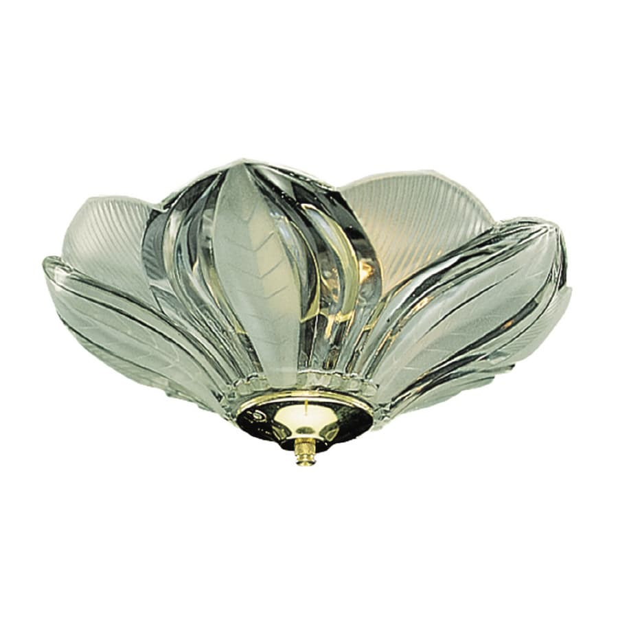 Shop Monte Carlo Fan Company Lotus Leaf Light Kit For