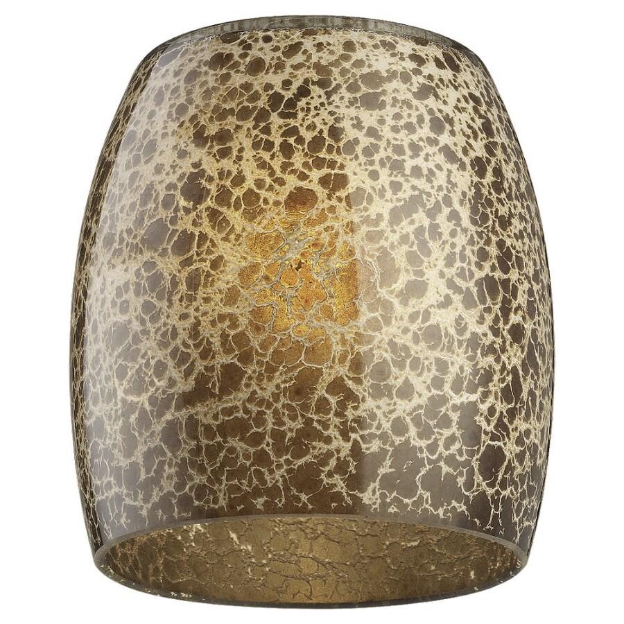Monte Carlo Fan Company Gold Speckle Ceiling Fan Light Kit