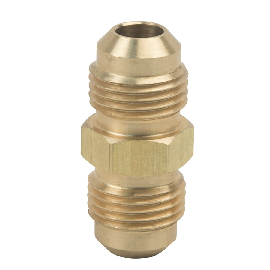 BrassCraft 3/8-in x 3/8-in Threaded Adapter Union Fitting