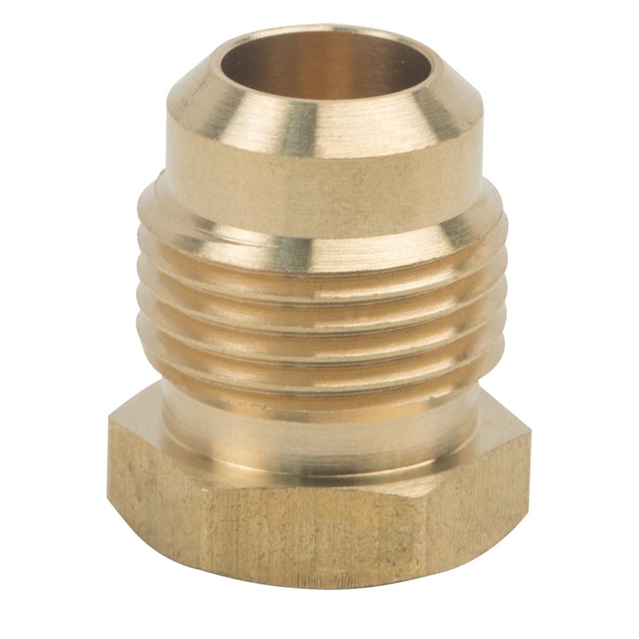 BrassCraft 1/2-in Threaded Adapter Plug Fitting