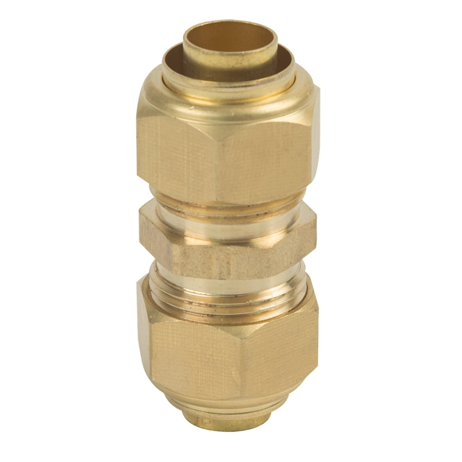 BrassCraft 5/8-in x 5/8-in Compression Coupling Fitting