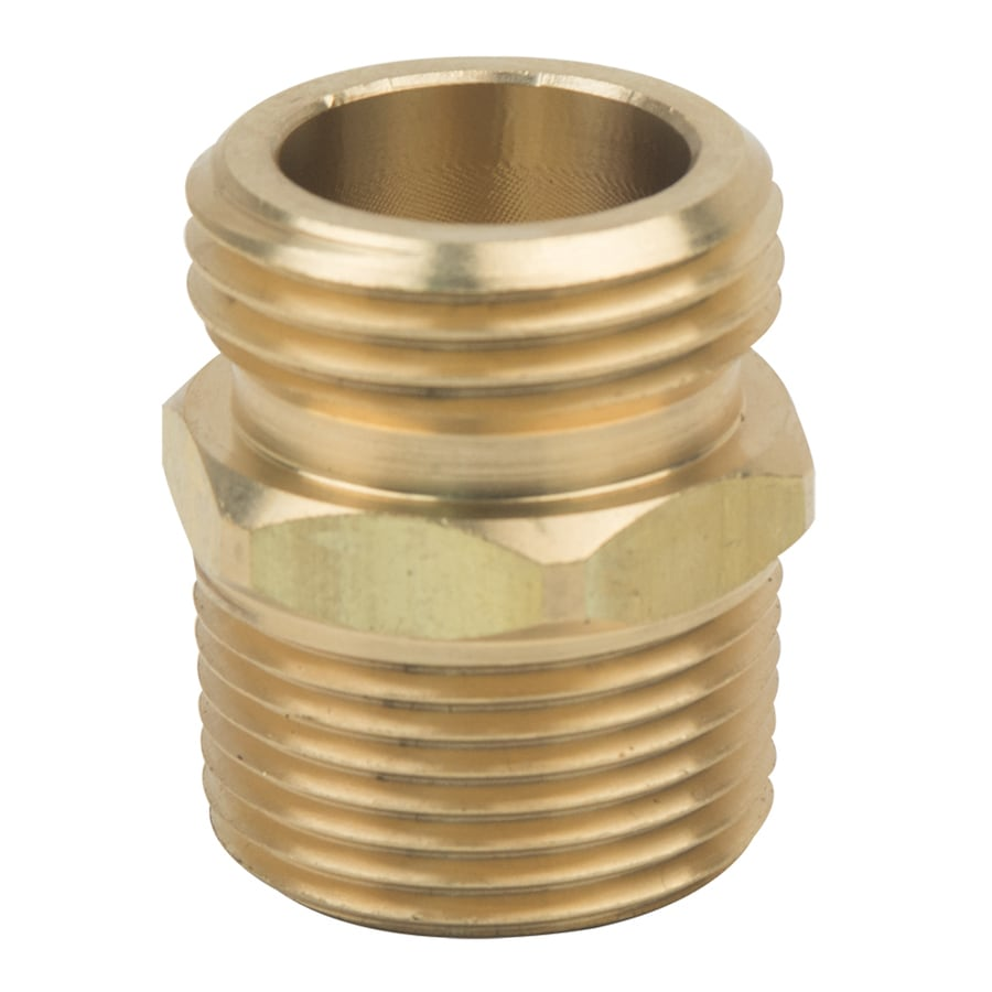 BrassCraft 3/4-in x 3/4-in Threaded Male Hose x MIP Adapter Fitting