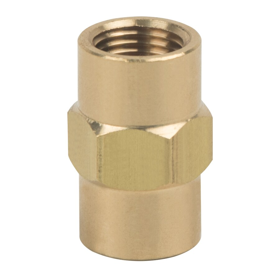 BrassCraft 1/8-in x 1/8-in Threaded Female Adapter Coupling Fitting