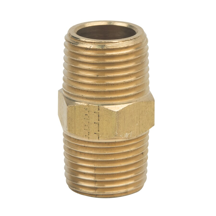 BrassCraft 3/8-in x 3/8-in Threaded Adapter Adapter Fitting