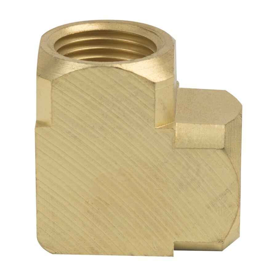 BrassCraft 1/2-in x 1/2-in Threaded Female Elbow Elbow Fitting