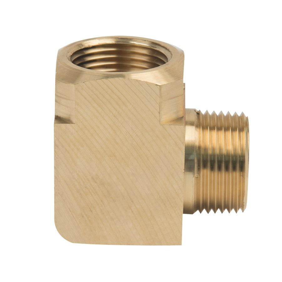 BrassCraft 3/4-in x 3/4-in Threaded Street Elbow Elbow Fitting