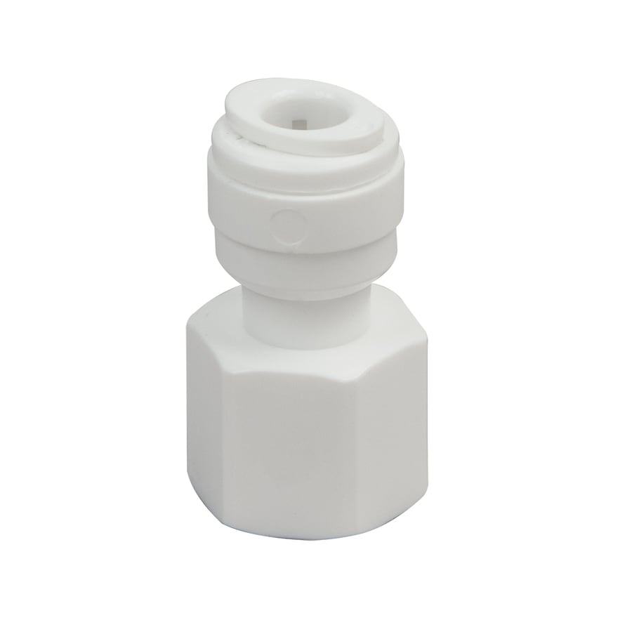 BrassCraft 1/4-in x 1/4-in dia Standard Adapter Push Fitting