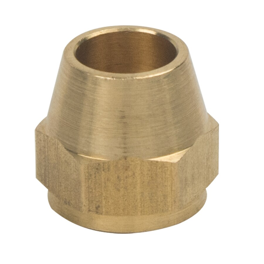 BrassCraft 3/8-in Compression Nut Adapter Fitting