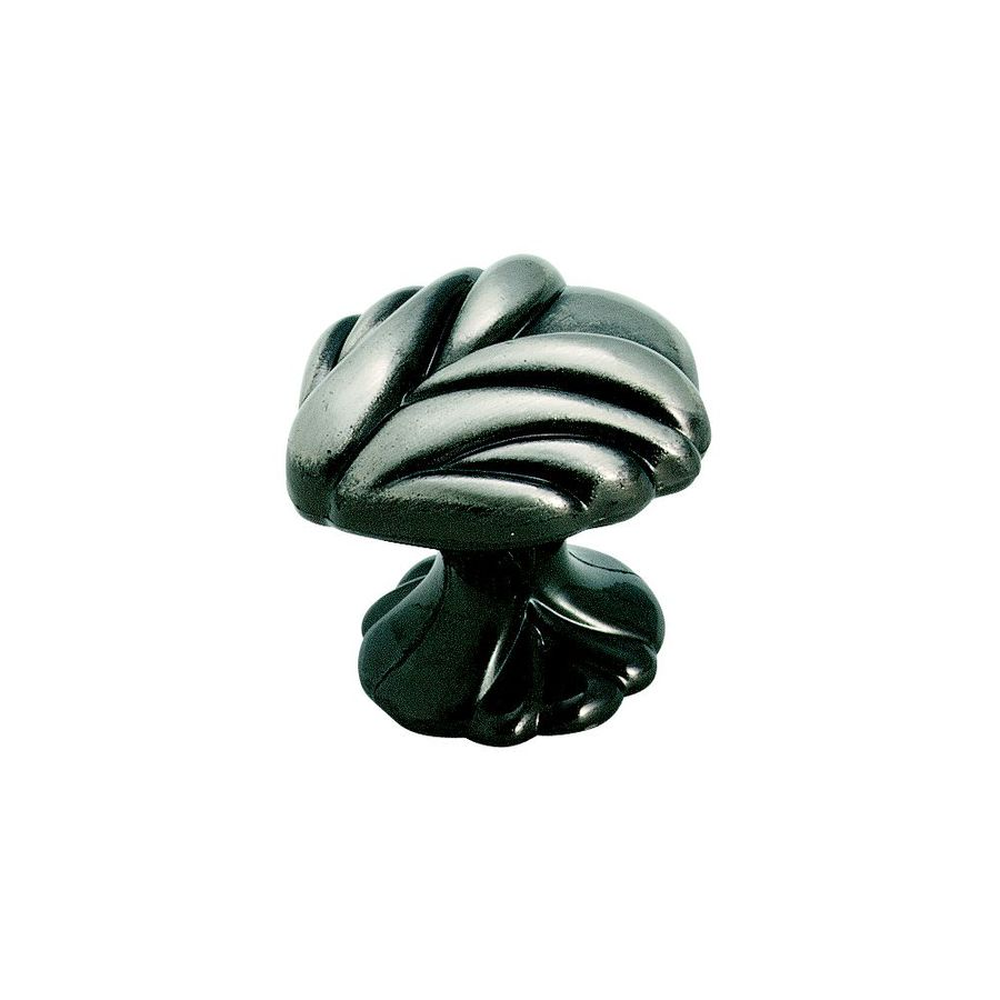 Amerock Expressions Pewter Round Cabinet Knob