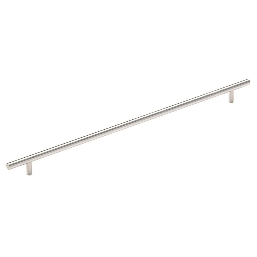 Amerock 416mm Center-To-Center Stainless Steel BarPulls Bar Cabinet Pull