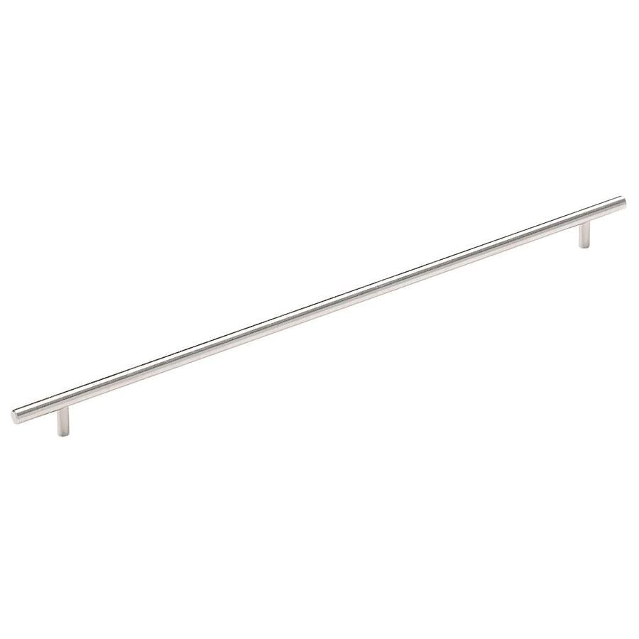 Amerock 480mm Center-to-Center Stainless Steel Bar Pulls Bar Cabinet Pull