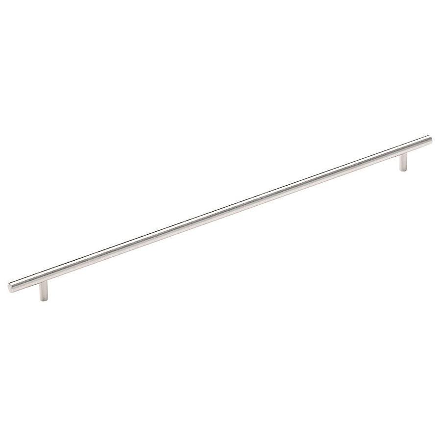 Amerock 480mm Center-To-Center Stainless Steel BarPulls Bar Cabinet Pull