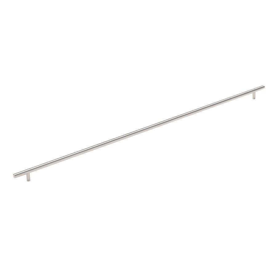 Amerock 768mm Center-To-Center Stainless Steel BarPulls Bar Cabinet Pull