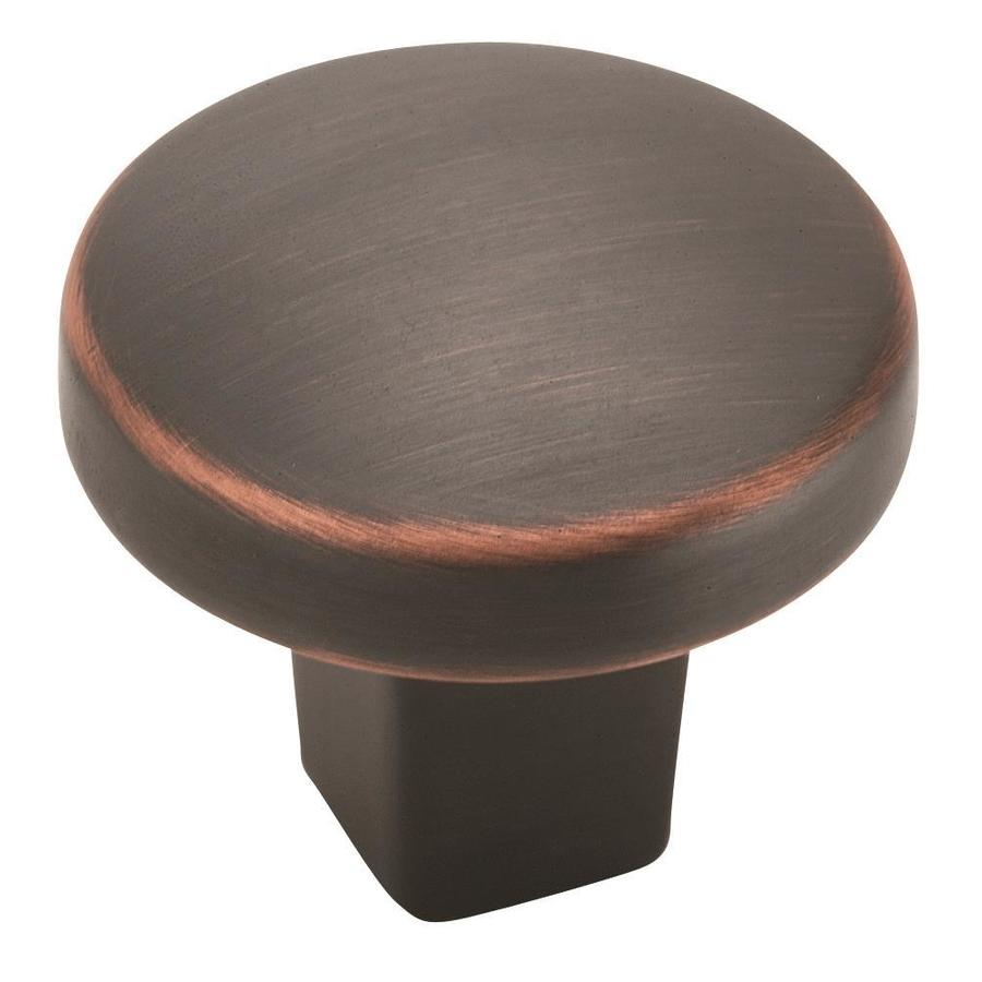 Amerock Forgings Oil-Rubbed Bronze Round Cabinet Knob