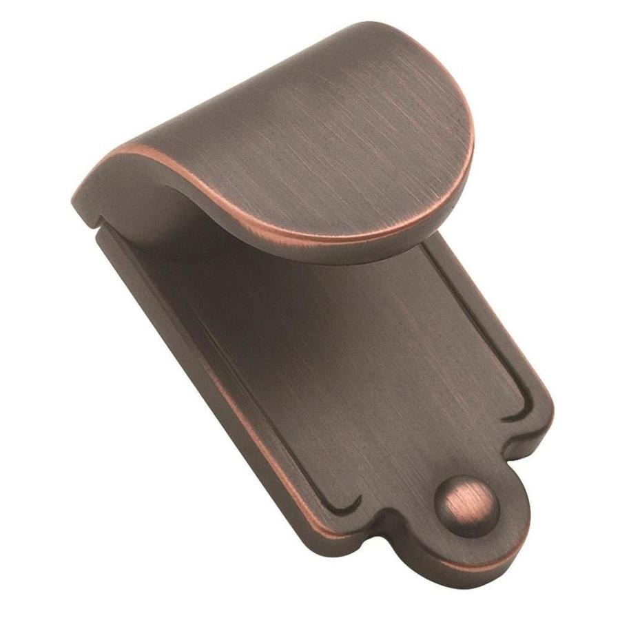 Amerock 3/4-in Center-to-Center Oil-Rubbed Bronze Inspirations Drop Cabinet Pull