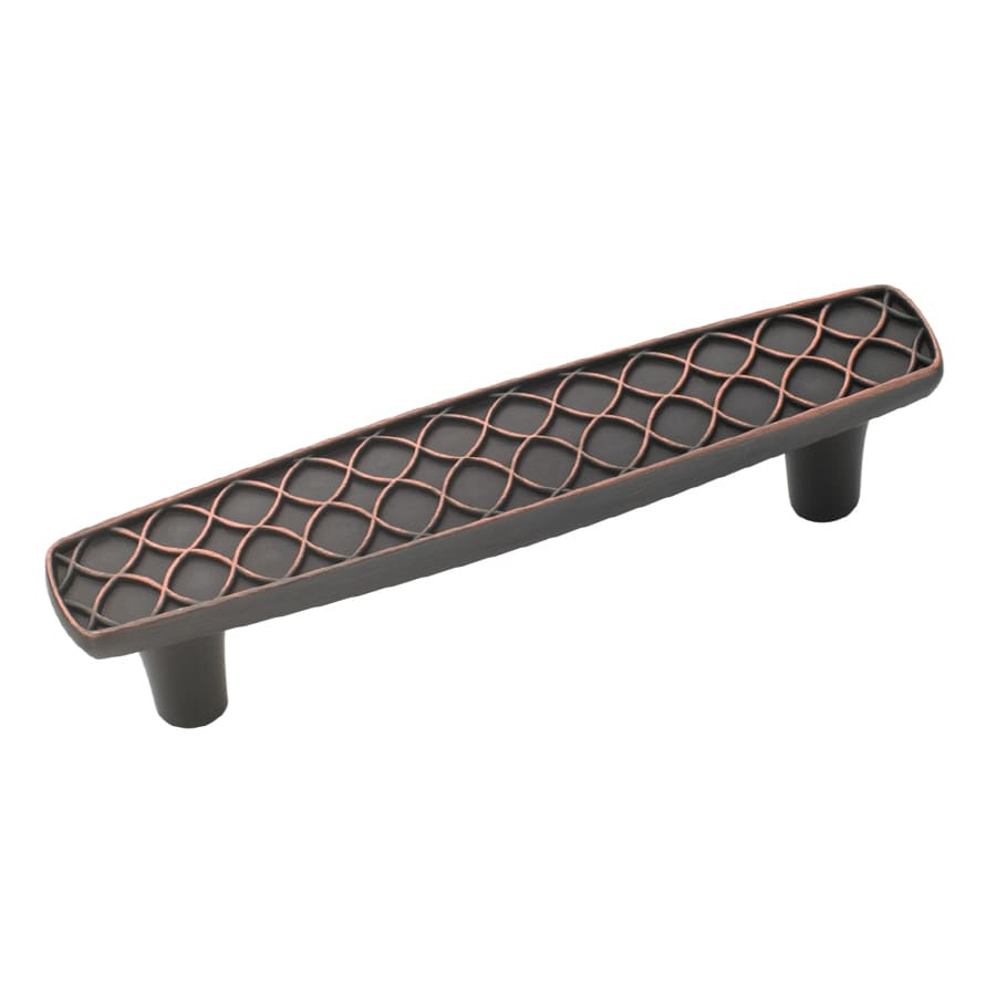 Amerock 3-in Center-To-Center Oil-Rubbed Bronze Marsden Bar Cabinet Pull