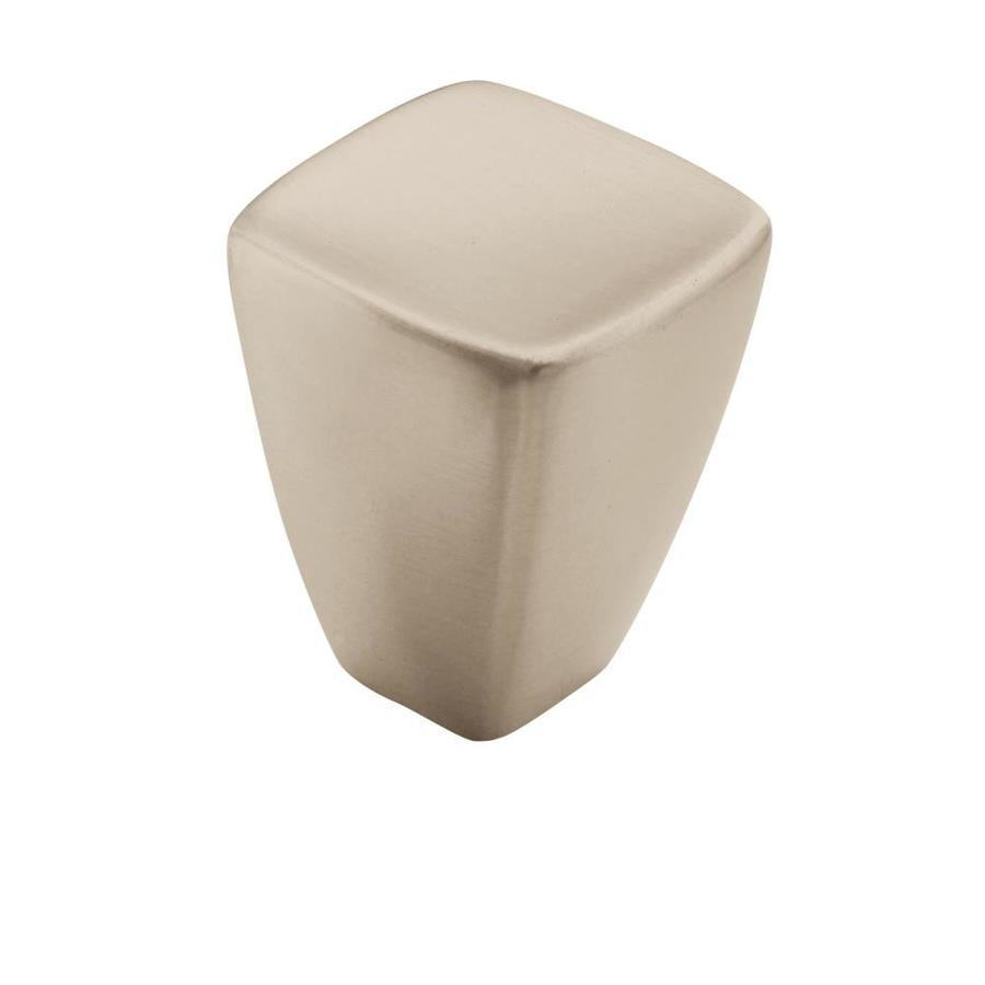 Amerock Satin Nickel Square Cabinet Knob