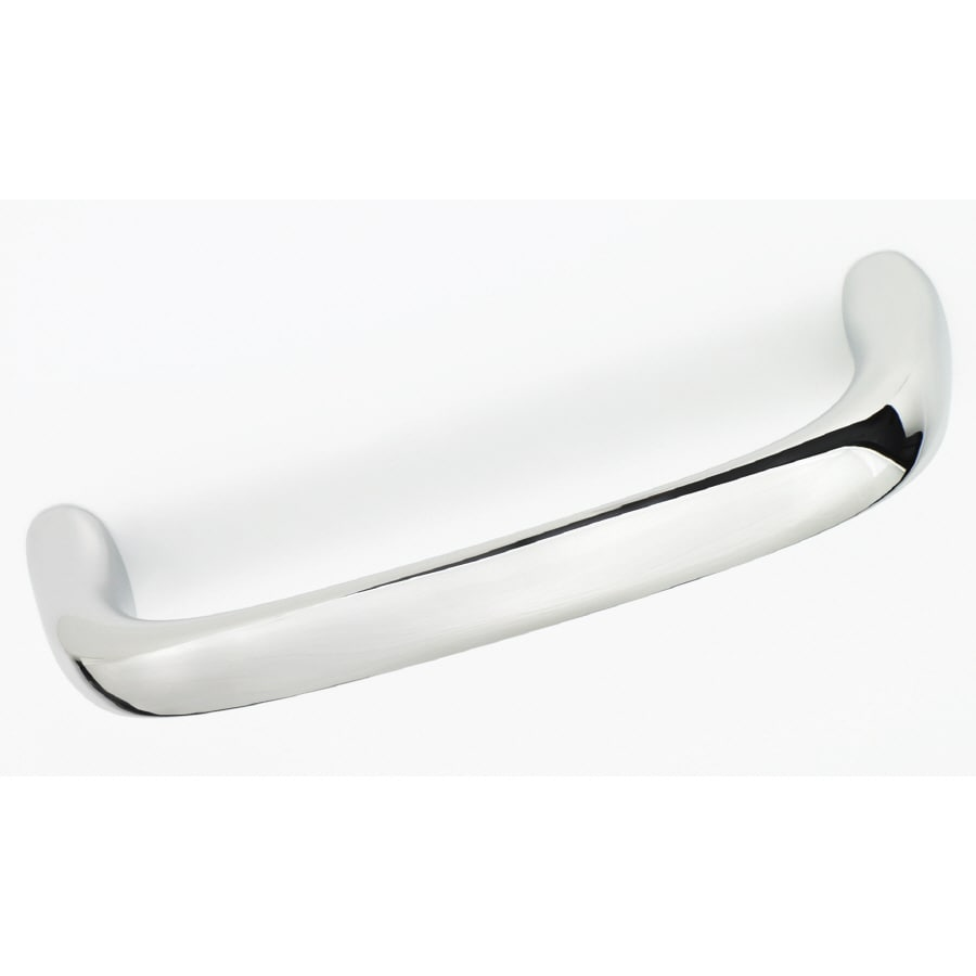 Amerock 96mm Center-To-Center Polished Chrome Dulcet Bar Cabinet Pull