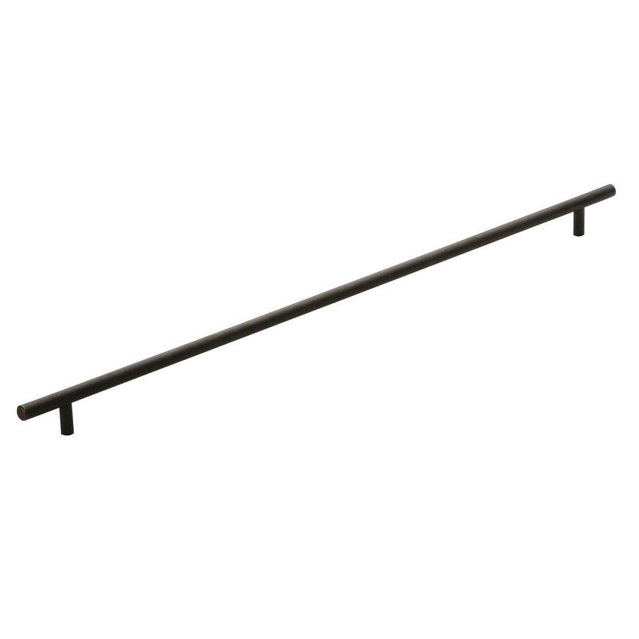 Amerock 544mm Center-to-Center Oil-Rubbed Bronze Allison Bar Cabinet Pull