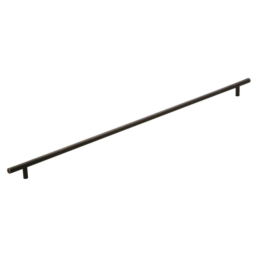 Amerock 640mm Center-to-Center Oil-Rubbed Bronze Bar Pulls Bar Cabinet Pull