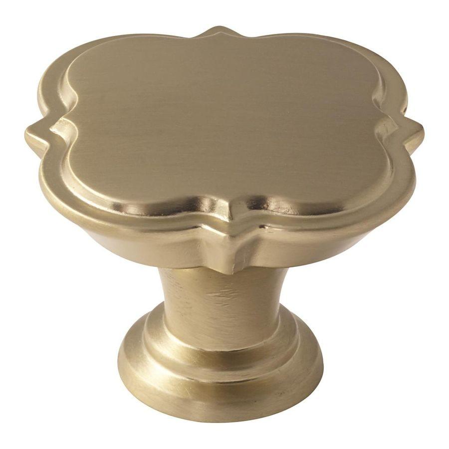 Amerock 10-Pack Grace Revitalize Brushed Bronze Round Cabinet Knobs