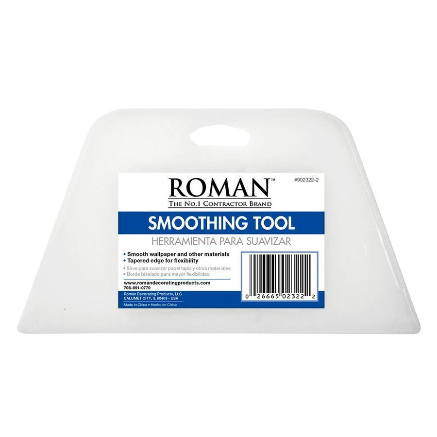Roman Wallpaper Smoothing Tool