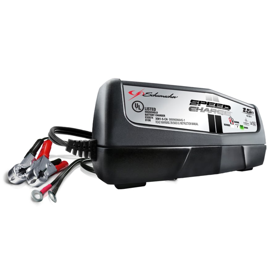 Schumacher Electric 1.5-Amp Battery Maintainer