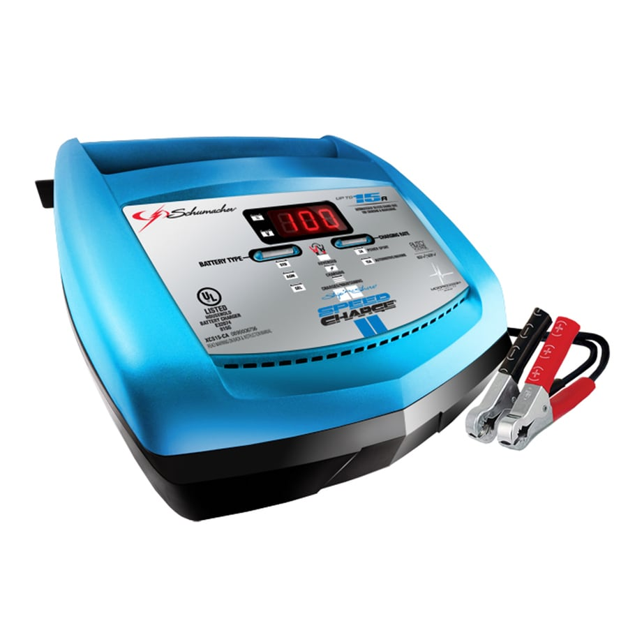 Schumacher Electric Marine Battery Charger