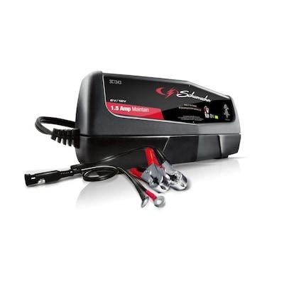 Schumacher Electric 12-Volt Car Battery Charger at Lowes com