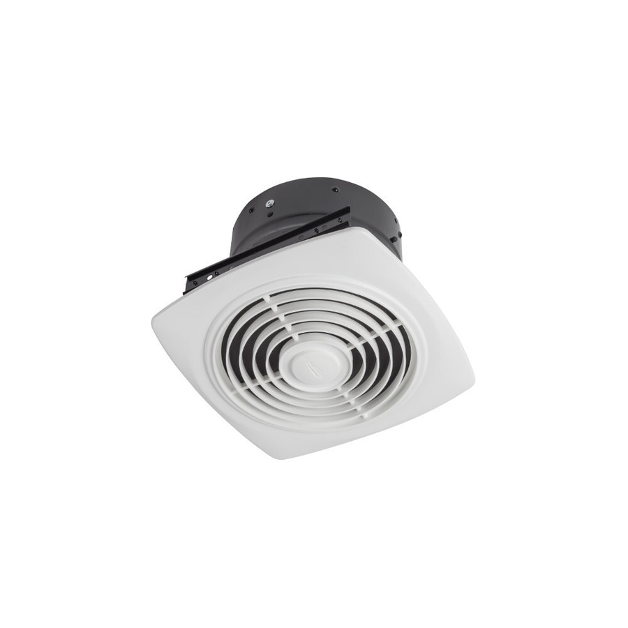 Broan 6.5-Sone 350-CFM White Bathroom Fan