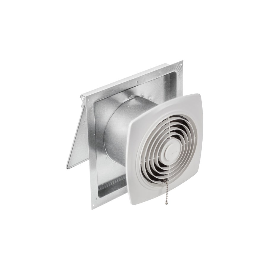 Broan 8-Sone 470-CFM White Bathroom Fan