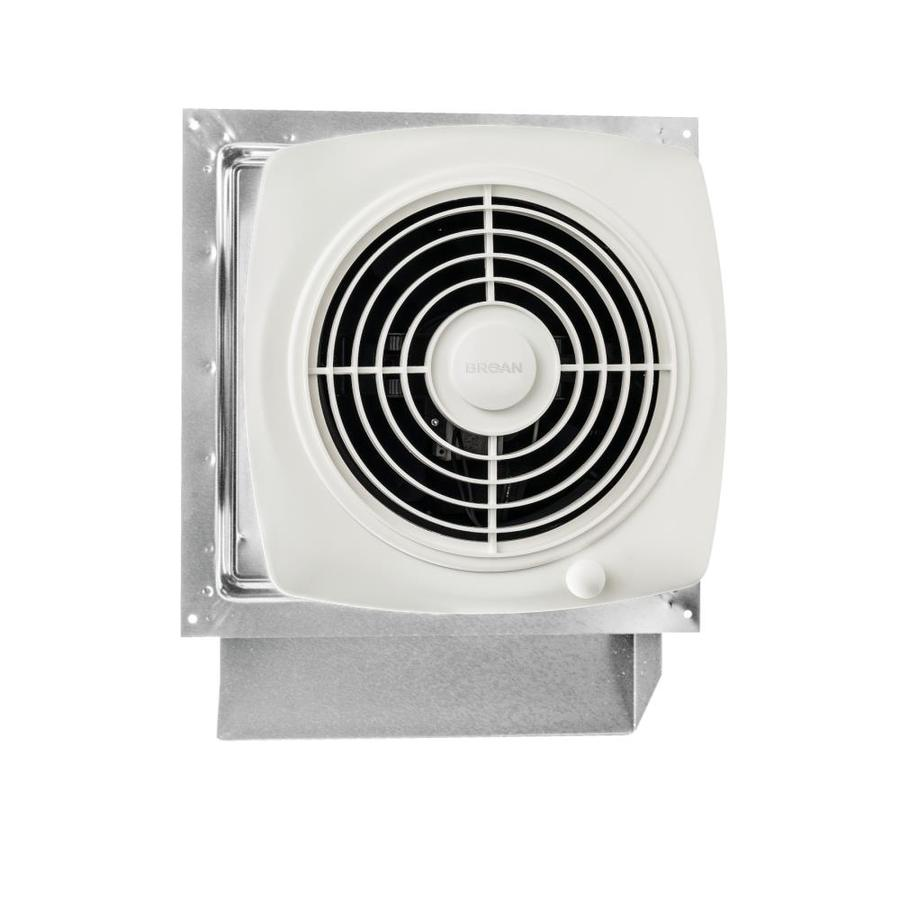 Broan 6.5-Sone 180-CFM White Bathroom Fan