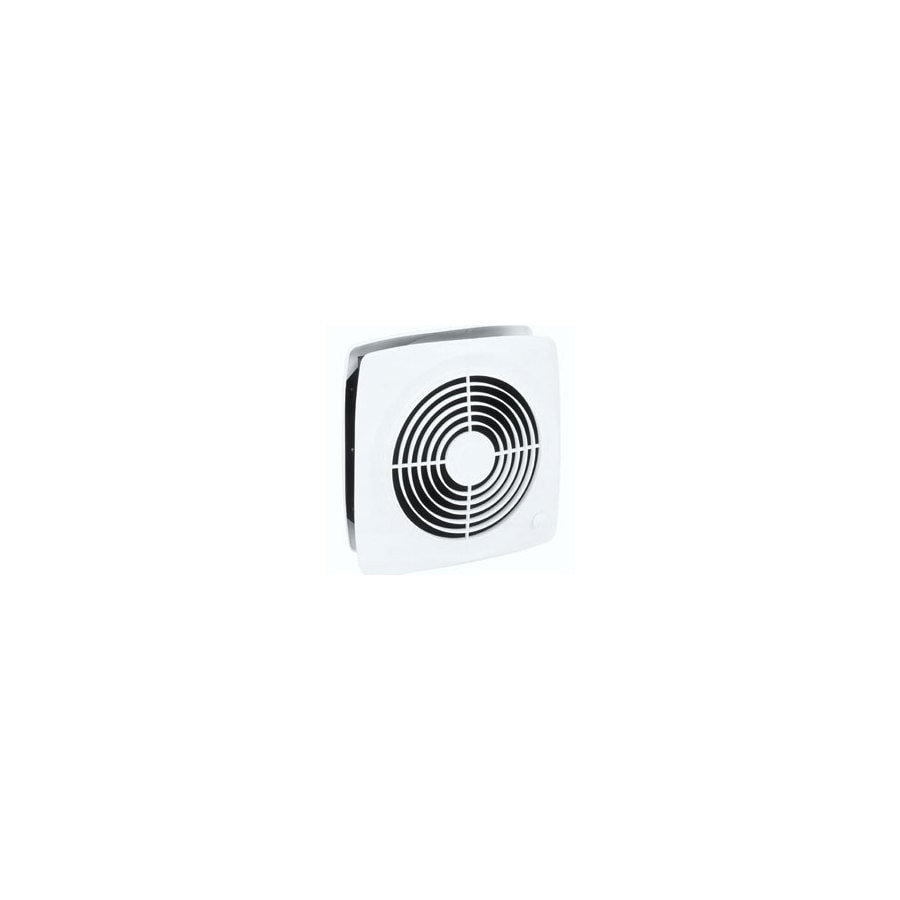 Broan 6.5-Sone 380-CFM White Bathroom Fan