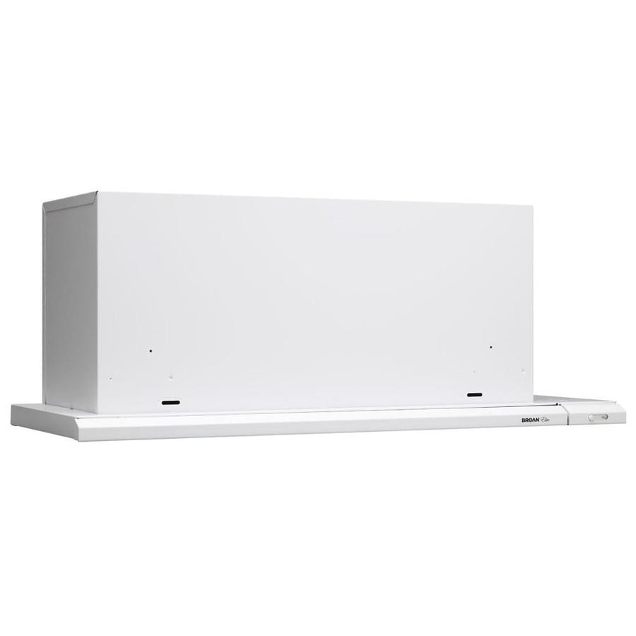 Broan Undercabinet Range Hood (White) (Common: 36-in; Actual: 36-in)
