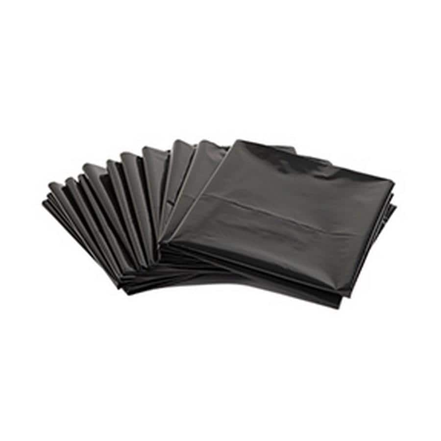 Broan 12-Count 12-Gallon Black Compactor Trash Bags