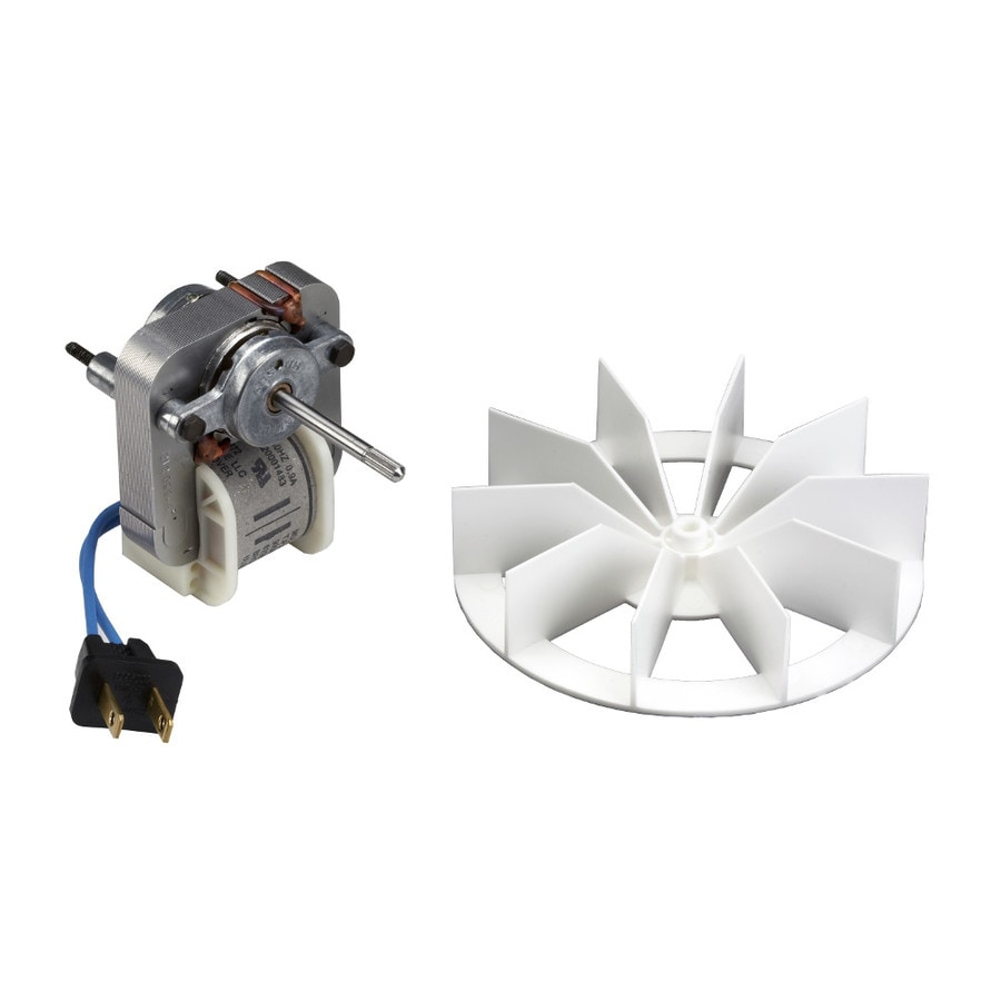 Broan Metal Bath Fan Motor In The