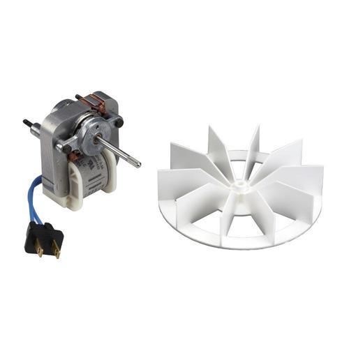 Vent Fan Motor Blower Wheel Assembly Bathroom Kitchen Exhaust Broan 688 K