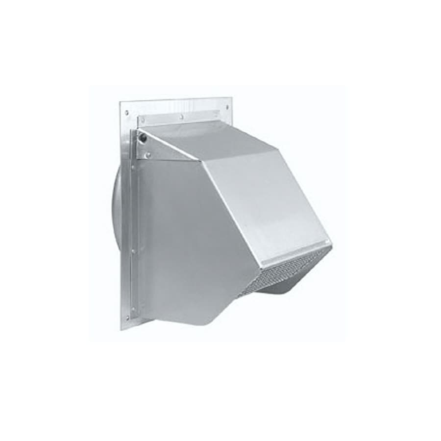 Shop Broan Aluminum Exhaust Vent Cap At Lowes Com