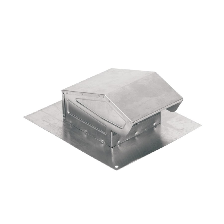 Shop Broan Universal Roof Cap Aluminum At Lowes Com