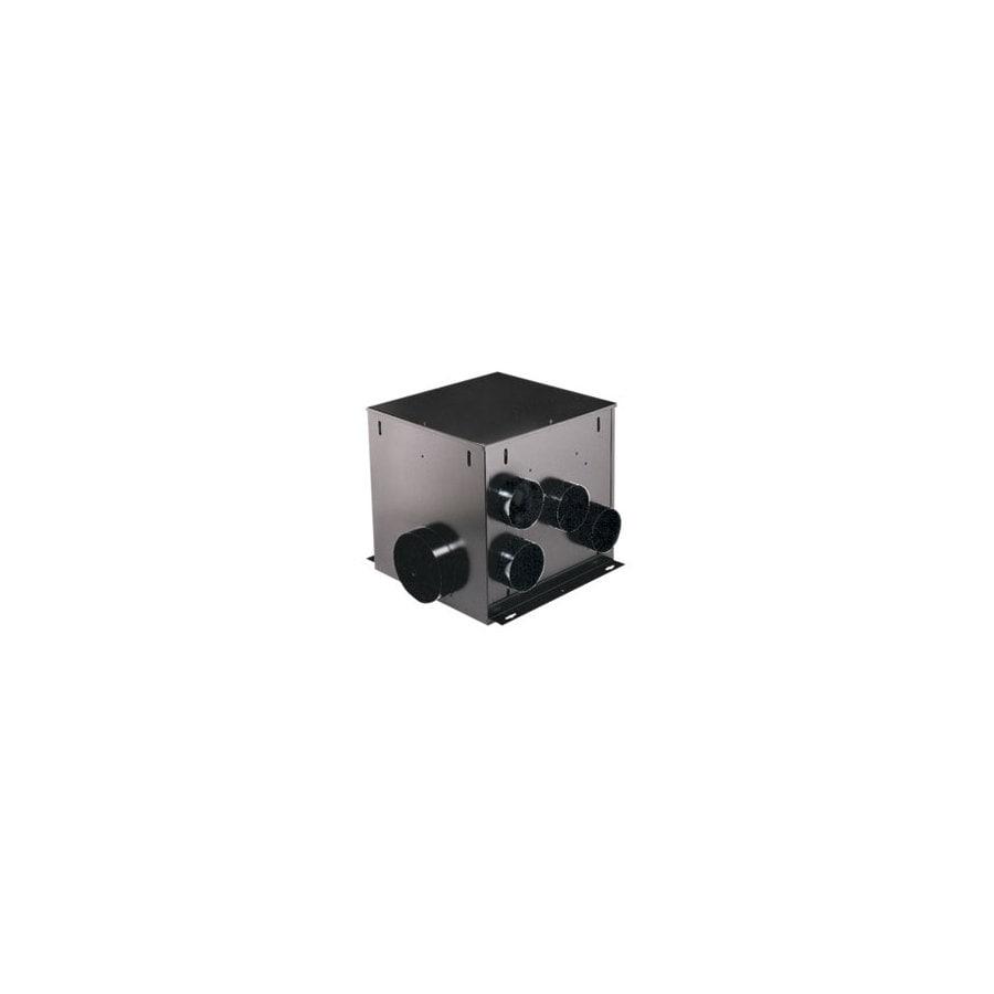 Broan 3-Sone 290-CFM Metallic Bathroom Fan