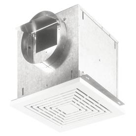 Broan 1.5 Sone 157 CFM White Bathroom Fan