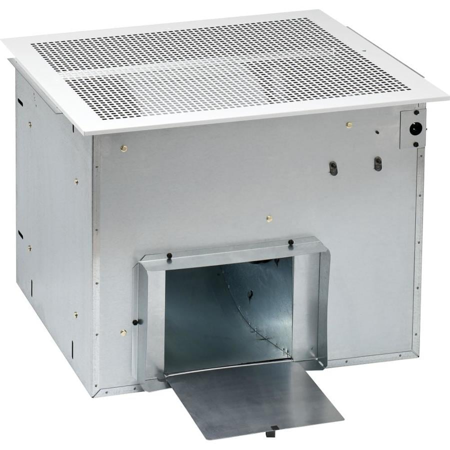 Broan High Capacity Ventilator 18-Sone 901-CFM White Bathroom Fan At Lowes.com